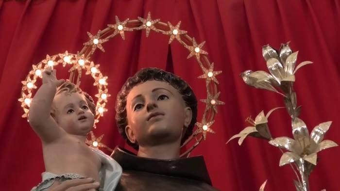 fede e devozione e il giorno di sant antonio di padova