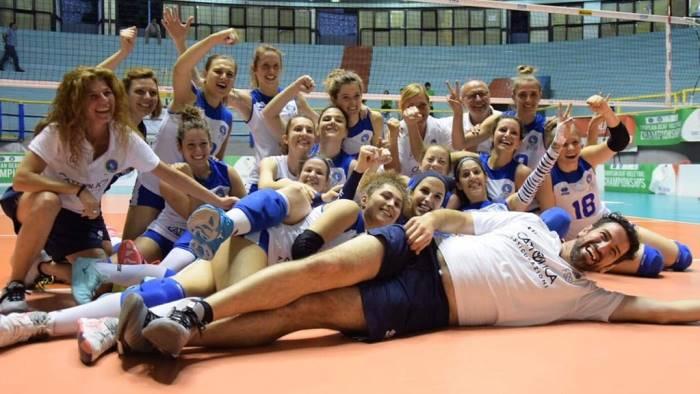 volley fssi italia campione d europa con l irpina solimene
