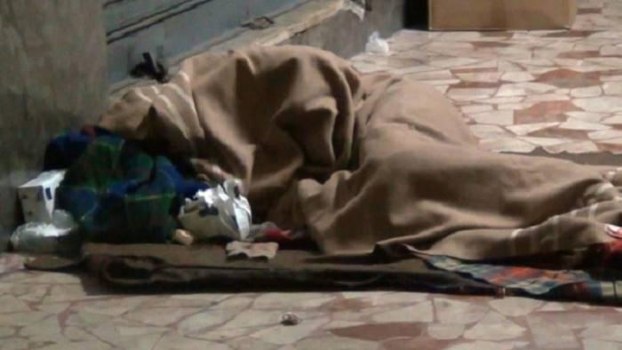 senzatetto accusato di evasione da 50 milioni
