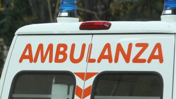 incidente sulla ss 19 quattro persone ferite