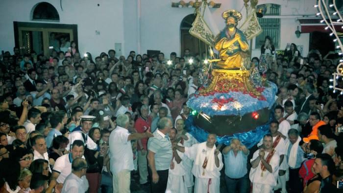 cetara festeggia il suo santo patrono san pietro apostolo