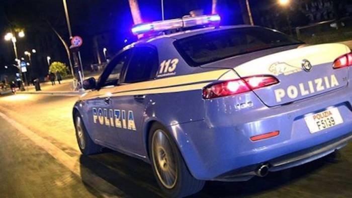 parcheggiatore abusivo arrestato per evasione