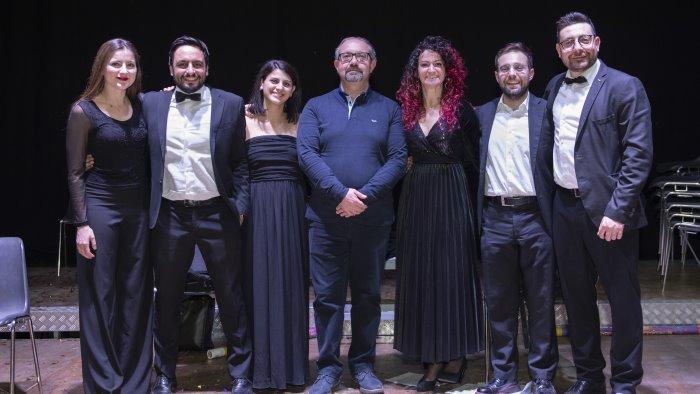 orchestra filarmonica di benevento cambio ai vertici