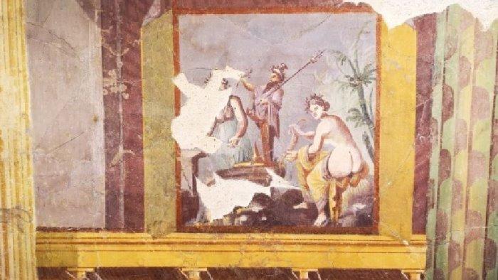 riapre il museo archeologico di terzigno