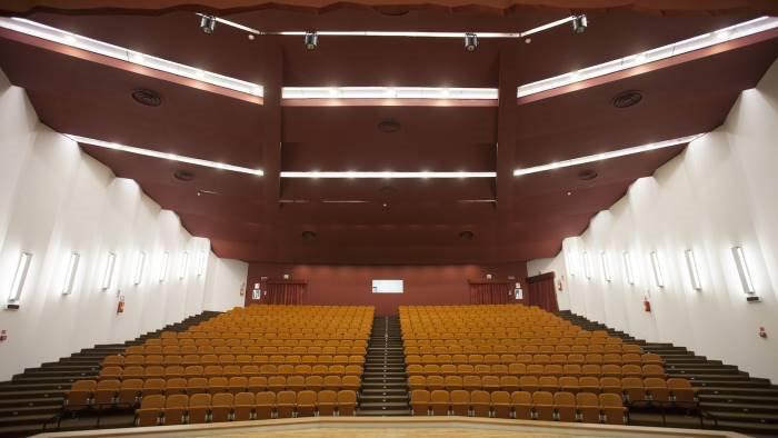al conservatorio si inaugura lo storico organo tamburini
