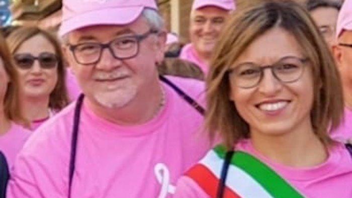 lotta al cancro che gioia grande ospitare il drive in rosa