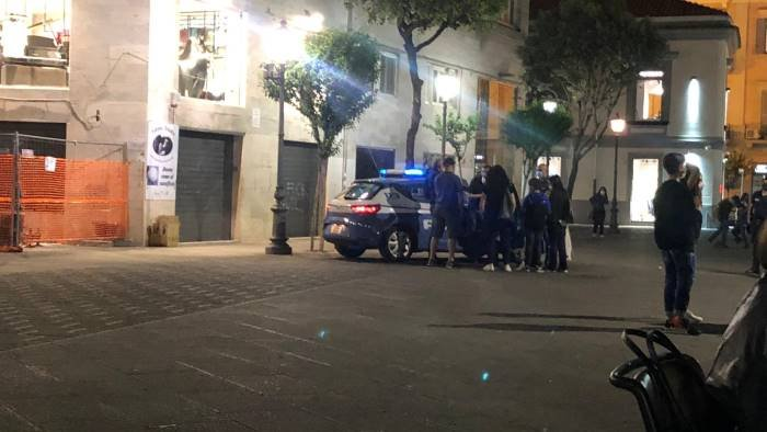 movida vende cocaina in centro arrestato 24enne