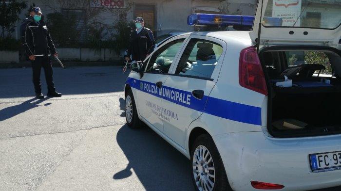 limatola encomio solenne a 2 agenti della polizia municipale