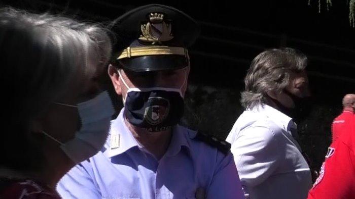 la polizia municipale riparte da gerardo schiavo ad ariano