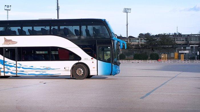air da domani tornano i servizi bus festivi