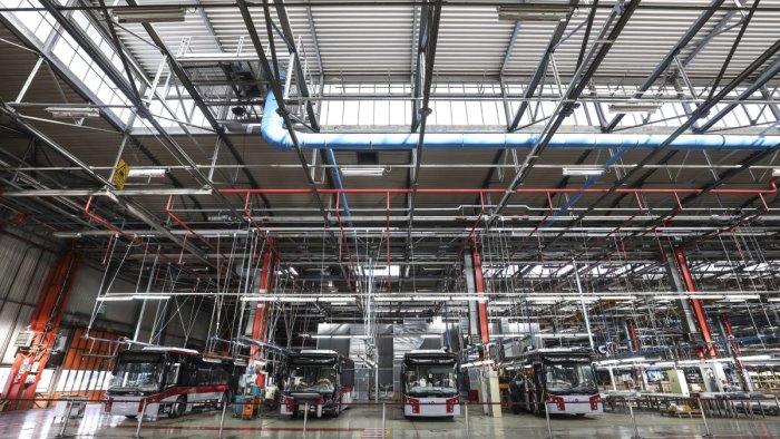 ad aprile in crescita la produzione industriale