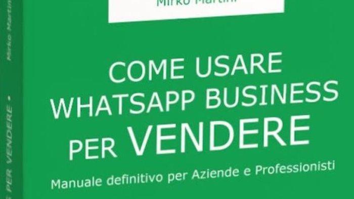 whatsapp business il libro del sannita martini per risollevare il commercio