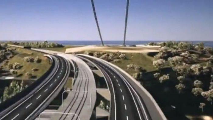 il ponte sullo stretto continua a fare discutere attese decisioni