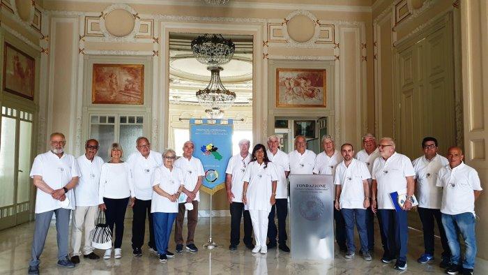 napoli celebra i 70 anni del panathlon international