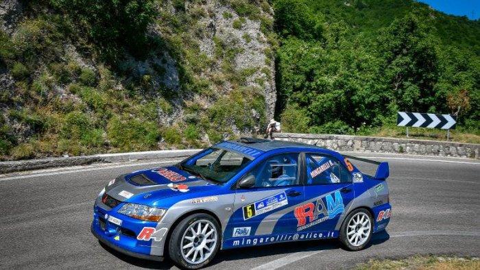 rally del matese il 10 e 11 luglio torna l unica gara in campania
