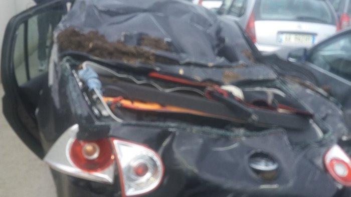 calitri il piccolo ivan morto in un incidente stradale a processo lo zio