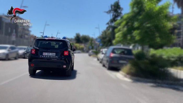 grumo nevano tutela del lavoro i carabinieri denunciano 4 imprenditori