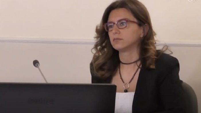 provincia la dottoressa cinque nuovo segretario generale del comune di napoli