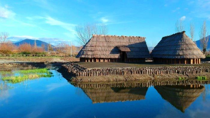 riapre il parco archeologico naturalistico di longola poggiomarino