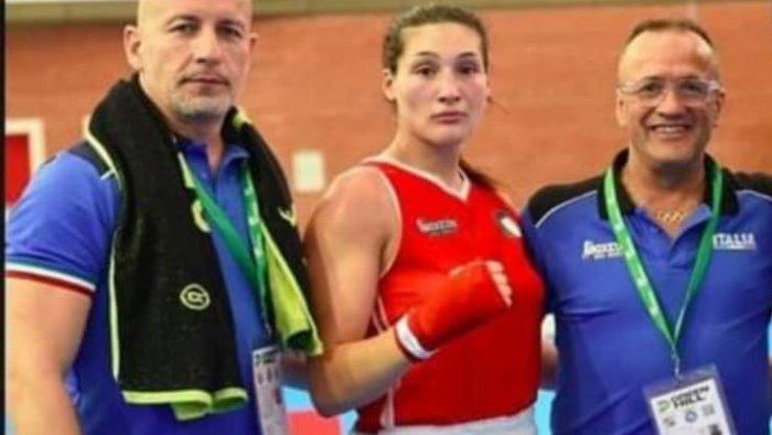 boxe marchese e carini medaglia d oro agli europei under 22