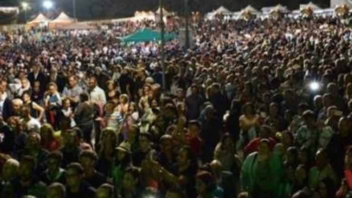 fiere feste e sagre ferme al palo il dramma di tanti comuni campani