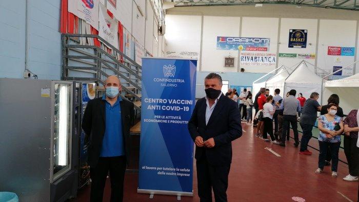 vaccini agli operatori turistici del cilento inaugurata sede a paestum