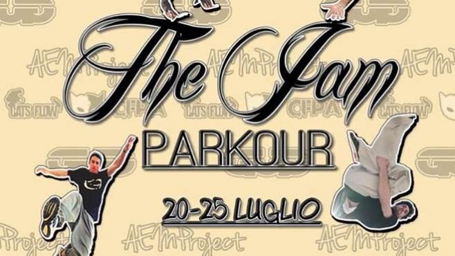 Atripalda Tutto Pronto Per Il Parkour Jam Ottopagineit Avellino