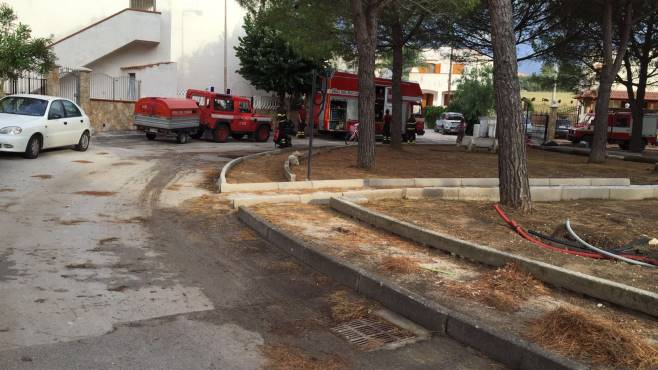 Maltempo: nel Gargano evacuati turisti