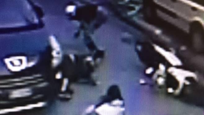 Arrestato un rapinatore 23enne durante una fuga investì madre e figlia