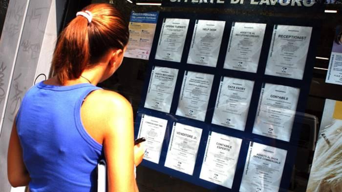 lavoro firma in regione attenzione per disoccupati sanniti