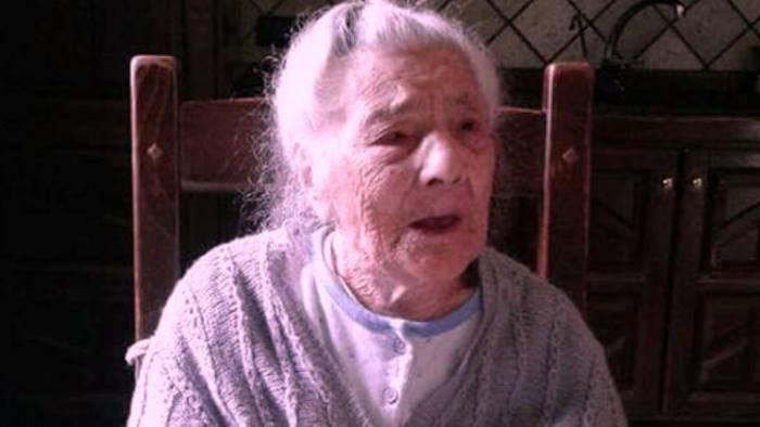 i 100 anni di carmela grasso auguri piccola grande donna