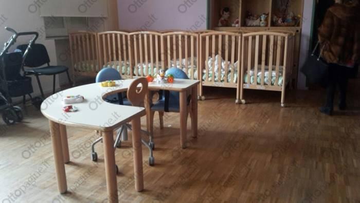 aumento rette asilo nido comunale protesta dei genitori