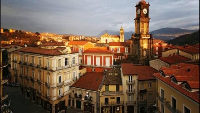 architetti avellino in protesta coloriamo i monumenti