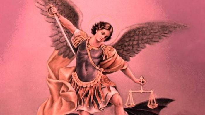 tutti all opera sulle ali di san michele arcangelo