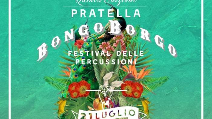 l unico festival delle percussioni del sud a pratella