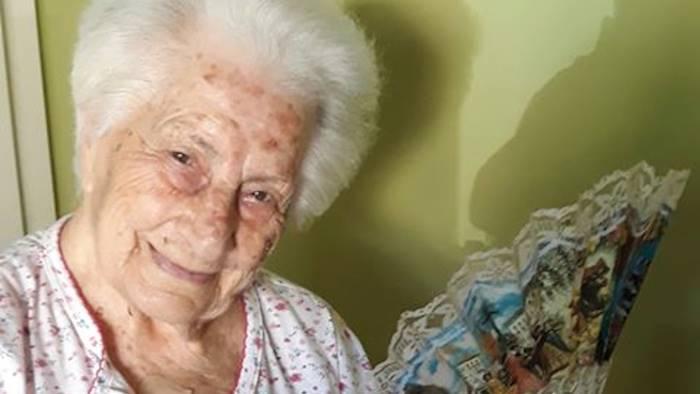 avellino in festa per i 103 anni di nonna tina
