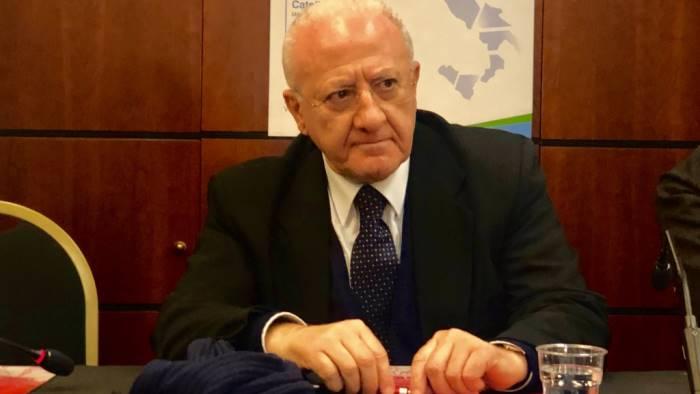 la regione campania scrive al ministro stefani per un intesa