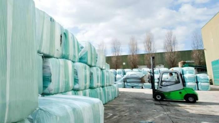 rifiuti nello stir stoccate 3000 ecoballe irpine