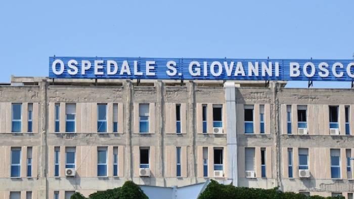 ancora atti vandalici in ospedale de luca serve polizia