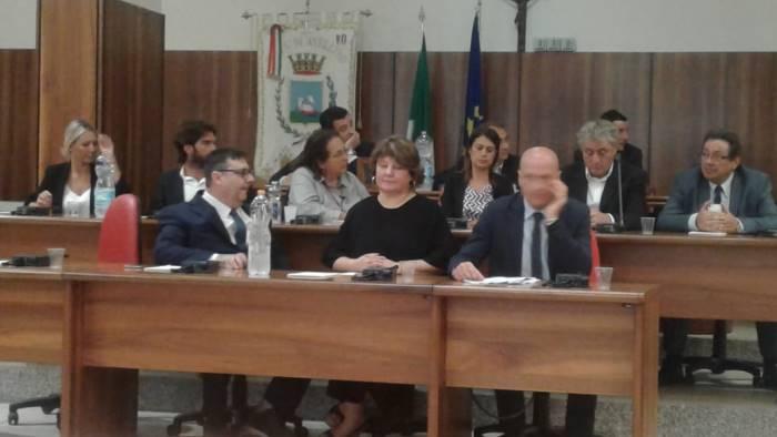 consiglio comunale maggio presidente picariello vice