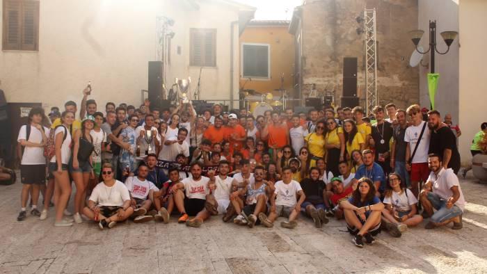 morcone ospita le olimpiadi dei forum
