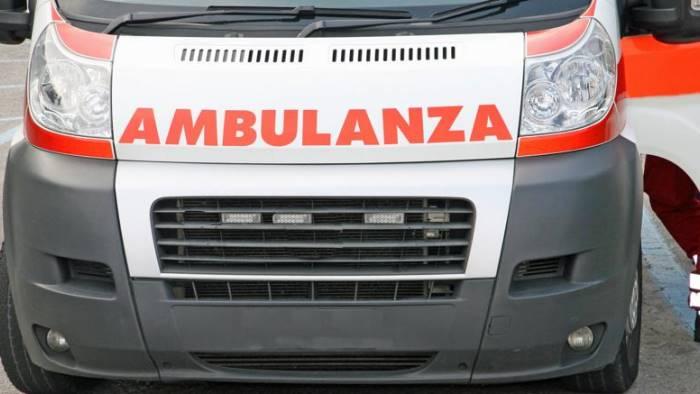 tragico incidente sulla cilentana muore un uomo di 60 anni