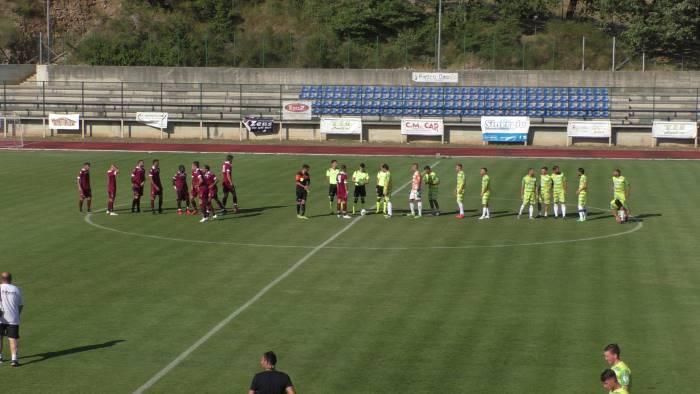 Sport, Samb: in amichevole, rossoblu sconfitti 4-1 dalla Salernitana