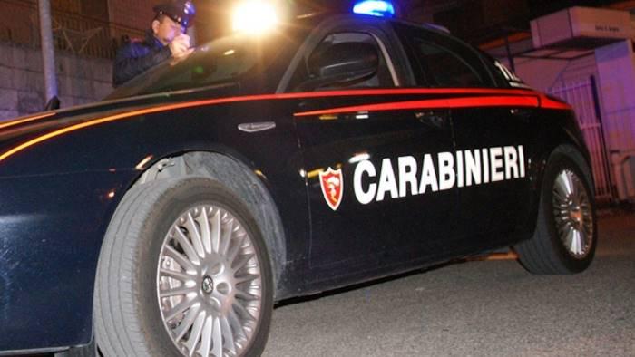 furto prodotti e soldi in una scuola a montesarchio arrestato