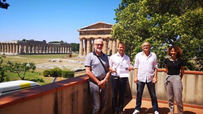 zuchtriegel nominato socio onorario societa friulana di archeo