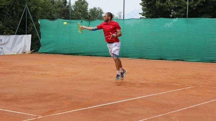 tennis b maschile il ct san giorgio del sannio ferma ragusa