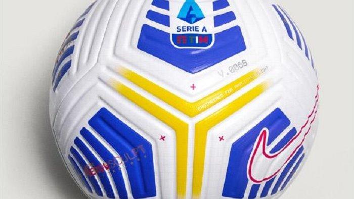 Serie A, presentato il nuovo pallone ufficiale per la prossima stagione