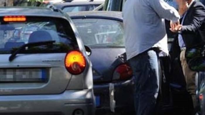 40 parcheggiatori abusivi con il reddito di cittadinanza