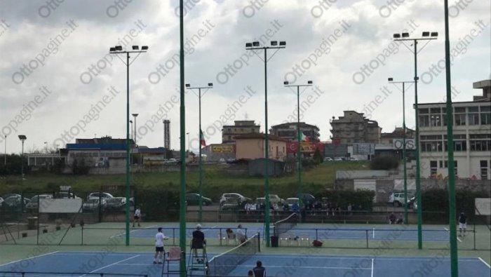 tennis b femminile il tc 2002 strappa un punto all esordio