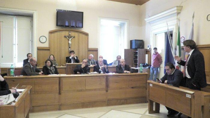 rendiconto di gestione il 27 il consiglio comunale